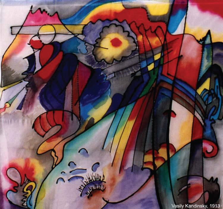 Vasily Kandinsky, 1913